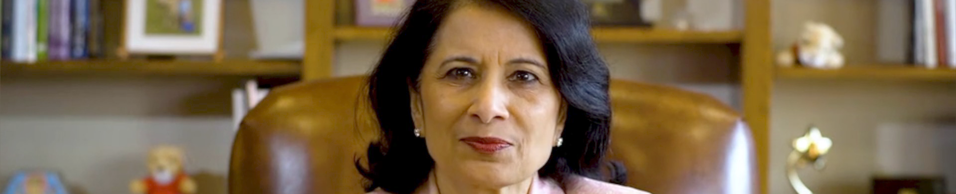 Renu Khator, Chancellor, University of Houston System